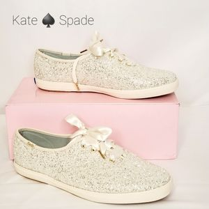 Keds Champion Kate Spade Glitter Sneakers